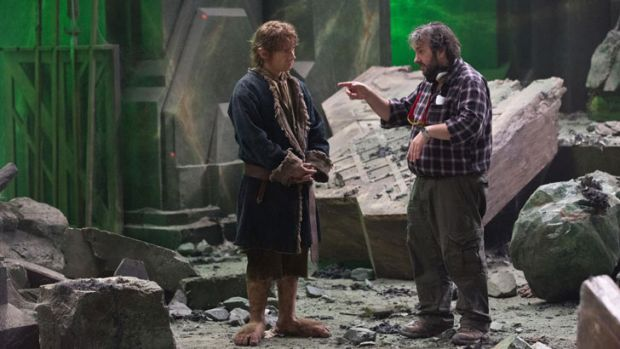 Thanks a lot Australia ... Kiwi director Peter Jackson says his film was almost made in the home country of <i>The ...