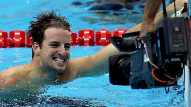 James Magnussen is looking forward to racing in front of a home crowd.