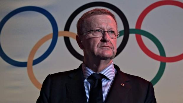 "Campaign Rio ... Australian Olympic Committee president John Coates says it is ""totally aligned"" with the Australian ..."