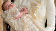Prince George's christening (Video Thumbnail)
