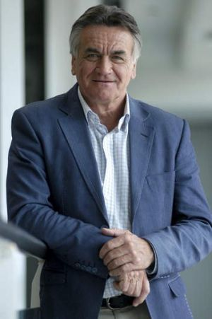 ABC journalist Barrie Cassidy targeted by Coalition.