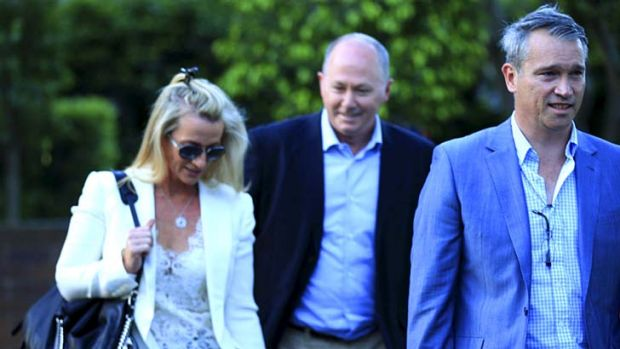 Media heavyweights: From left; News Ltd columnist Janet Albrechtsen, The Australian's Chris Kenny, and The Spectator's ...