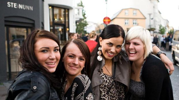 Mind the gap: For the fifth year in a row, Icelandic women find themselves living in the No. 1 country in the world for ...
