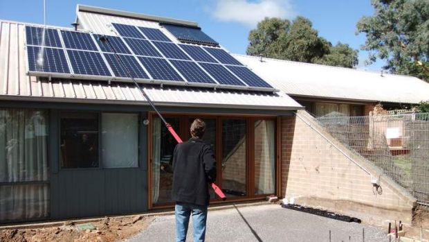 'Solar panels have moved from being a fringe technology to a disruptive technology, challenging the way energy ...