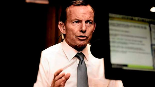 """""""It was an embarrassing spectacle and  I think Australians are glad they are gone"""": Tony Abbott."""