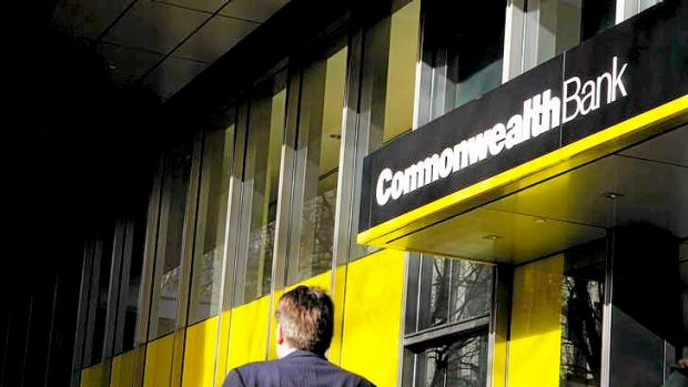 EFTPOS, CommSec and internet banking all went down for CBA.