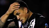 Sonny Bill Williams blunders try (Video Thumbnail)