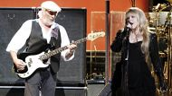 (FILE PHOTO) Fleetwood Macs long serving bassist John McVie has been diagnosed with cancer it has been reported and the ...