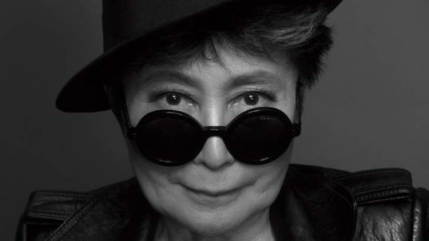 """Yoko Ono's """"War is Over! (If you want it)"""" is at the Museum of Contemporary Art."""