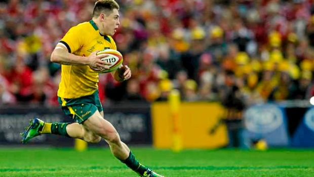 James O'Connor has made the task of playing in the next World Cup harder by accepting opting to play in England.