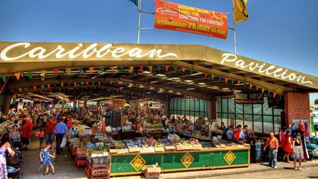 The Caribbean Gardens and Market in Scoresby, Melbourne, has been singled out as one of the worst piracy offenders by MPAA.