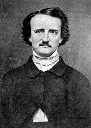 Master of horror ... Edgar Allan Poe