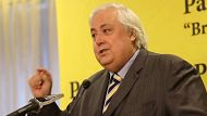 'It's none of your business' says Palmer (Video Thumbnail)