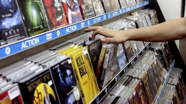Australia is a hotbed of DVD piracy and downloading according to US authorities.