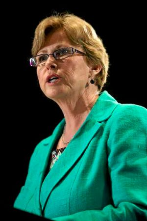 """So many people around Australia will be disappointed beyond belief."": Christine Milne."