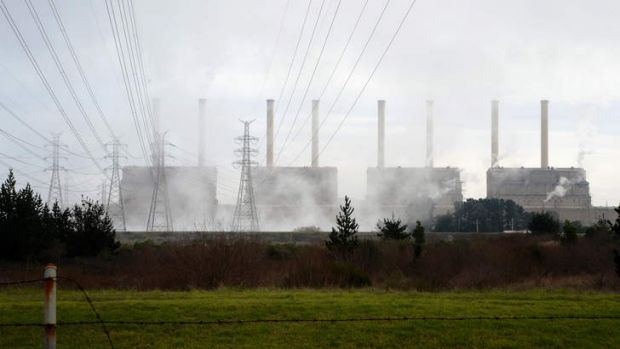 The Climate Change Authority has recomended deeper cuts to emissions.