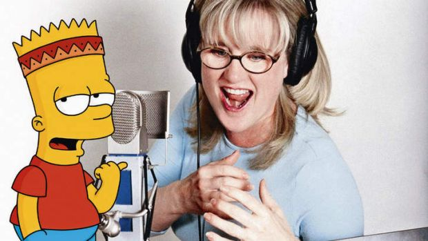 """Ray of light"": Nancy Cartwright, who is the voice of Bart Simpson in <i>The Simpsons</i>, farewells friend and ..."