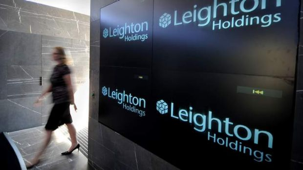 Two independent directors will remain on Leighton's board after its AGM on May 19.