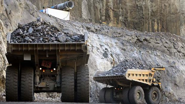 Newcrest's mine at Cadia near Orange in NSW remains the group's standout perfomer on production costs.