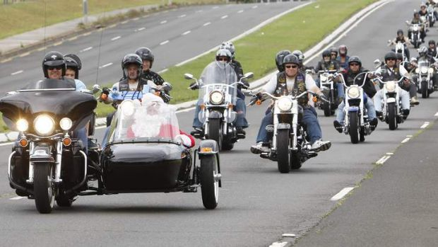 Recreational bikers have been asked to register rides with police.