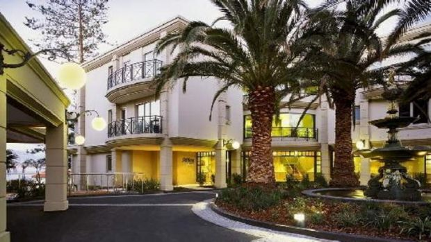 The Star of the Sea apartments in Terrigal.