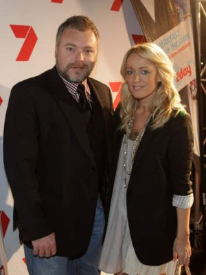 Calling it quits: Kyle Sandilands and Jackie O.