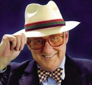 Approached: Veteran BBC commentator Henry Blofeld.