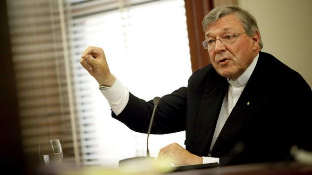"""We haven't given the money away. It's an investment"": Cardinal George Pell."