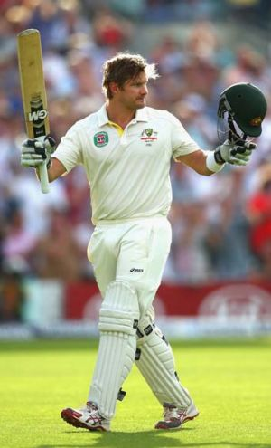 Shane Watson expects to be fit for the first Test.