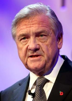 """""""The world around us continues to change rapidly. Britain must keep up"""": Sir Michael Rake."""