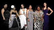 Culture club: The Barefoot Divas are telling their stories in song.