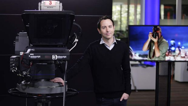 <i>Wake Up</I> executive producer Adam Boland has taken indefinite sick leave from Ten.