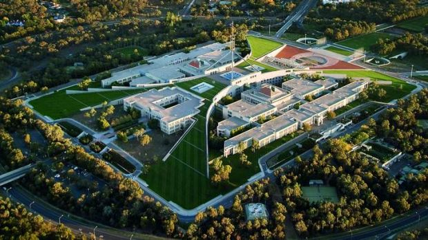 Parliament house wins design award for Garden design ideas canberra