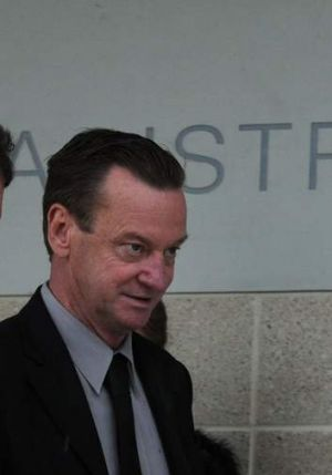 Michael Alan Gillard ... is appealing his conviction to the High Court.