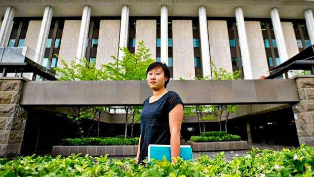 ANU post-graduate student Dionne Wong holds a Masters of Applied Anthropology and Participatory Development but her ...