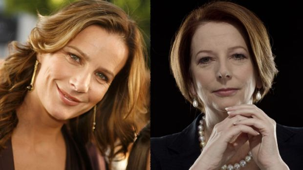 Rachel Griffiths will play former Prime Minister Julia Gillard in a television drama.