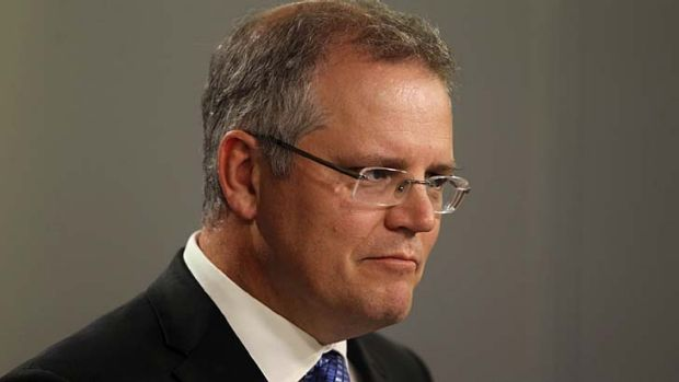 Scott Morrison: announced the closure of four detention centres.