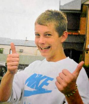Tyler Cassidy was shot dead  by three police officers in Northcote .
