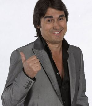 'Off humour': Comedian Nick Giannopoulos.
