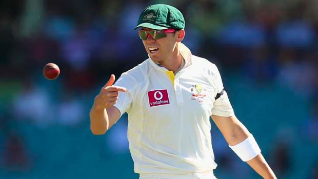 Peter Siddle.