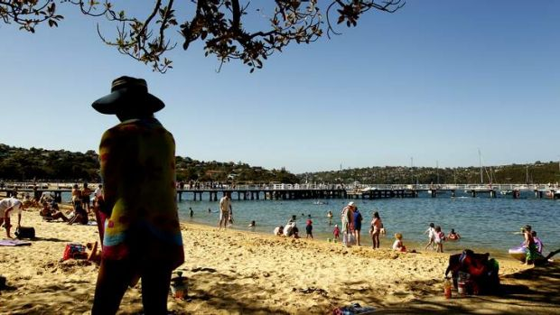 Balmoral beach would have been a new suburb under the council's plan.