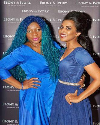 Ebony & Ivory's 10th birthday celebrations.