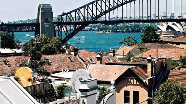 Property: Record low rates drive boom.
