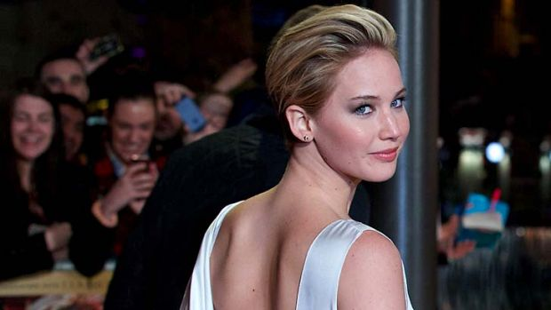 All eyes were on Jennifer Lawrence at the world premiere of <i>Hunger Games: Catching Fire</i>.