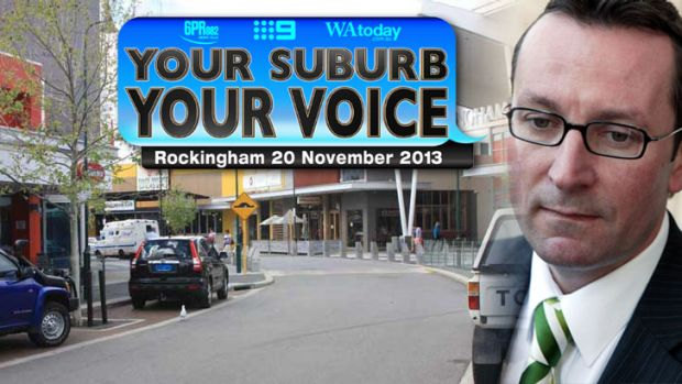 """While detractors still label  Rockingham as the """"bogan capital"""" Mr McGowan believes locals are overwhelmingly proud of ..."""