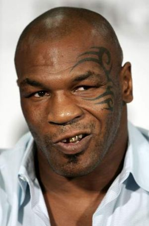 """Mike Tyson: """"The history of war is the history of drugs."""""""