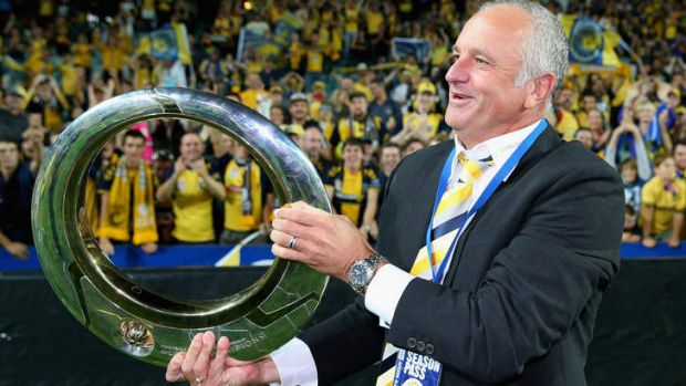 Graham Arnold found success with the Mariners despite limited resources.