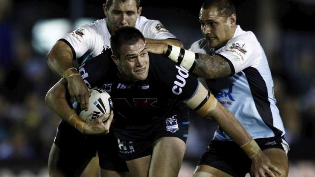 Tim Grant is a frontrunner for the captaincy at Penrith.