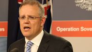 Morrison protects military (Video Thumbnail)