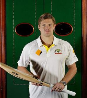 Shane Watson thought his Test career was over.